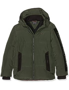 Tommy Hilfiger Jungen Jacke Ame Thkb Padded Printed Jacket