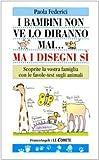 Scarica Libro I bambini non ve lo diranno mai ma i disegni si Scoprite la vostra famiglia con le favole test sugli animali (PDF,EPUB,MOBI) Online Italiano Gratis