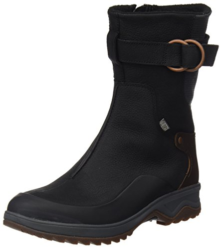 Merrell Women's Eventyr Vera Mid Polar Waterproof Boots, Black (Black), 5.5 UK...