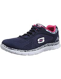 Skechers Flex Appeal Island Style Damen Sneakers