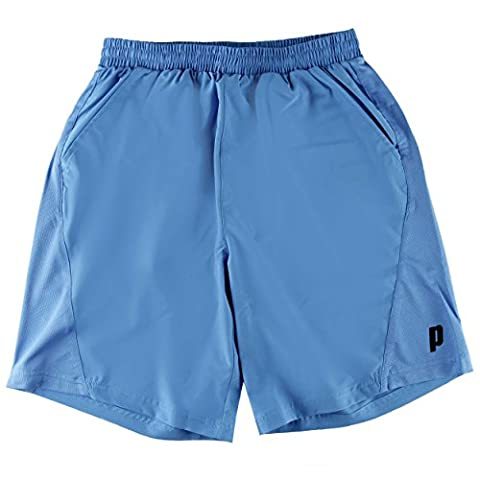 Prince Men's Tennis Shorts - Blue, Large