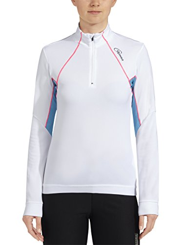 Gonso Damen Active Shirt Norit, White