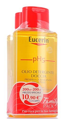 Scopri offerta per Eucerin EUC0200124/3 Ph5 Olio Doccia Confezione Due Flaconi - 200 ml