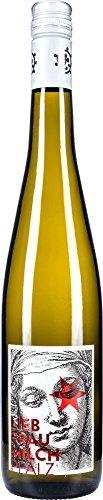 Liebfraumilch 2017 - Weingut Hammel | halbtrockener Weißwein | deutscher Wein aus der Pfalz | 1 x 0,75 Liter