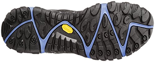 Merrell - ALLOUT BLAZE, Scarpe da trekking da donna Multicolore(Mehrfarbig (BLACK/SILVER))
