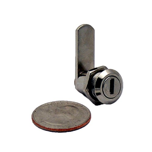 FJM Security Products MEI-0120A Miniature Cam Lock by FJM Security