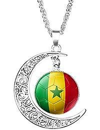 migliore vendita colori delicati trova il prezzo più basso Amazon.it: Senegal - 20 - 50 EUR / Collane / Uomo: Gioielli