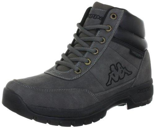 Kappa BRIGHT MID Footwear unisex, Unisex-Erwachsene Hohe Sneakers, Grau (1616 grey), 44 EU 9.5 UK