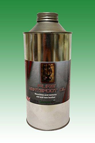 1 Litre 100% Pure Neatsfoot Oil (1 Litre) 2