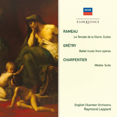 Rameau: Le temple de la gloire / Suite - 9. Gigue