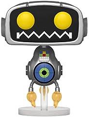 Funko-Pop Marvel: Fantastic Four-H.E.R.B.I.E Collectible Toy, Multicolor (44993)