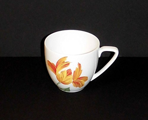Rosenthal Cora Springtime - Kaffeetasse 0,2 l OHNE...