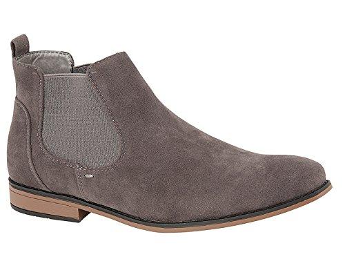 foster-footwear-stivali-chelsea-ragazzi-unisex-adulti-uomo-donna-grigio-grey-44