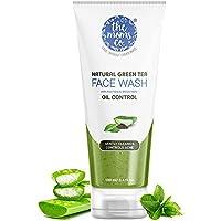 The Moms Co. Natural Green Tea Face Wash l Soap Free l Deep Cleanse l Controls Acne l Hydrates & Soothes l Green Tea l…