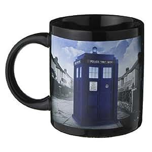 Mug Sensible à la Chaleur 11 oz Doctor Who