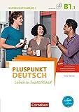 Pluspunkt Deutsch - Leben in Deutschland - Allgemeine Ausgabe: B1: Teilband 1 - Kursbuch mit Video-DVD (2. Ausgabe)