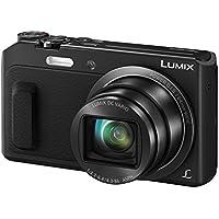 Panasonic LUMIX DMC-TZ58EG-K Travellerzoom Kamera (16 Megapixel, 20x opt. Zoom, 3-Zoll LCD-Display, Full HD, WiFi, 24 mm Weitwinkel-Objektiv) schwarz