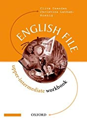 English File Upper-Intermediate: Upper Intermediate: Workbook (with Key): Workbook (with Key) Upper-intermediate l by Clive Oxenden (2001-08-16)