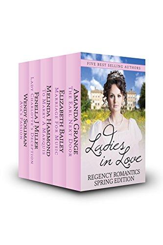 ladies-in-love-regency-romantics-spring-2017-english-edition