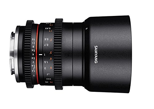 Samyang 35mm T1.3 Cine AS UMC CS Objektiv - 2