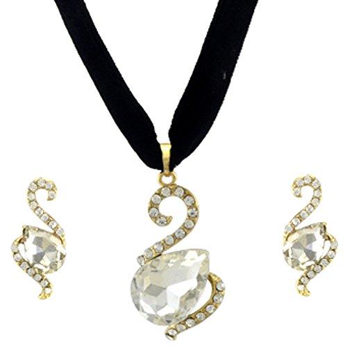 SaySure - Jewelry Sets Stud Earrings Austrian
