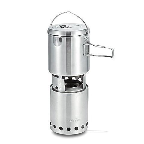 Solo Stove Titan & Solo Pot 1800 Réchaud de camping