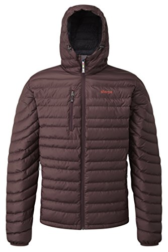 Sherpa Adventure Gear Nangpala Hooded Jacket, M, tongba/geelo - Ripstop Hooded Jacket