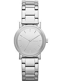 Reloj Dkny Donna Karan Soho Ny2177 Mujer Plateado