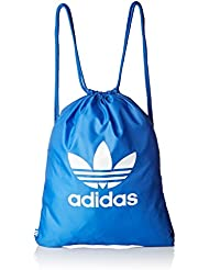adidas Gymsack Trefoil Bolsa de Gimnasio, Unisex Adulto, Azul (Azul), NS