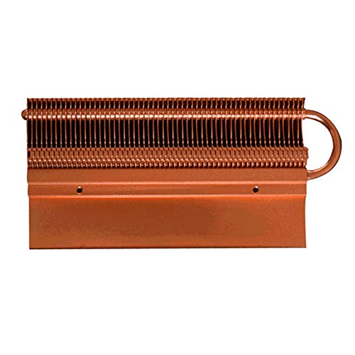 Yeshai3369 Kupfer Heat Pipe Heat Dissipation Cooling Heatsink Shim Shim Spreader Cooler Cooling for DDR RAM Memory