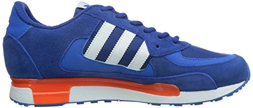 adidas Originals ZX 850, Sneakers, Unisex Blu (collegiate royal/ftwr white/solar orange)
