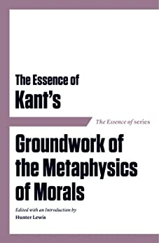 kant s groundwork Henry e allison has recently added to his already extensive collection of works on kant a new work, kant's groundwork for the metaphysics of morals: a commentary (oxford university press, 2011).