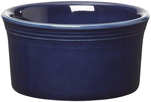 Fiestaware Ramekin - Cobalt Blue by Unknown Fiestaware