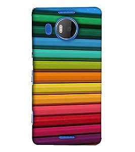 EagleHawk Designer 3D Printed Back Cover for Microsoft Lumia 950XL - D234 :: Perfect Fit Designer Hard Case