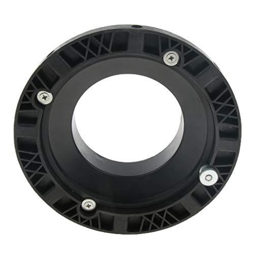 Baoblaze Bowens Speed Ring Speedring Adapter für Bowens Softbox Studio Blitzlicht -