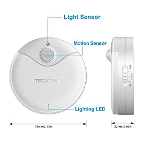LED-Night-Light-TeckNet-Long-Life-Pack-of-3-Battery-Powered-Dual-Stick-Anywhere-Hallway-Stairs-Night-Light-With-a-built-in-Motion-and-light-Sensor