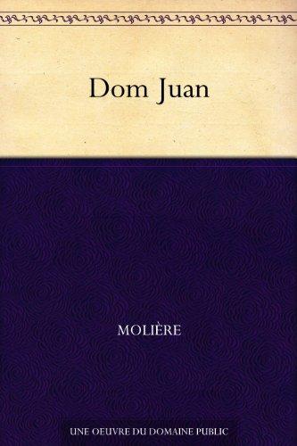 Couverture du livre Dom Juan