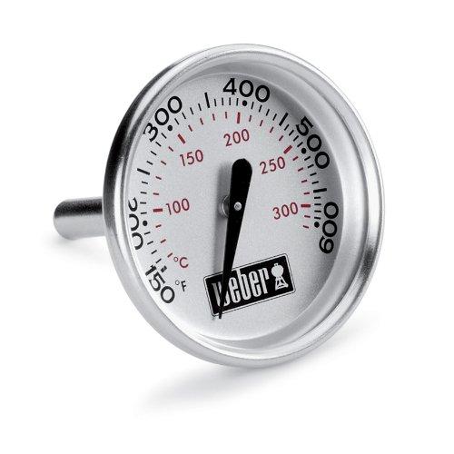 Weber Deckelthermometer für Q-Modelle