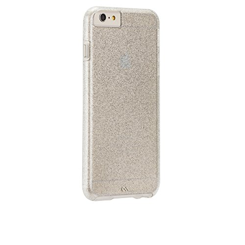 Case-MateCM031439 Sheer Glam Custodia per iPhone 6 Plus/6s Plus, Giallo