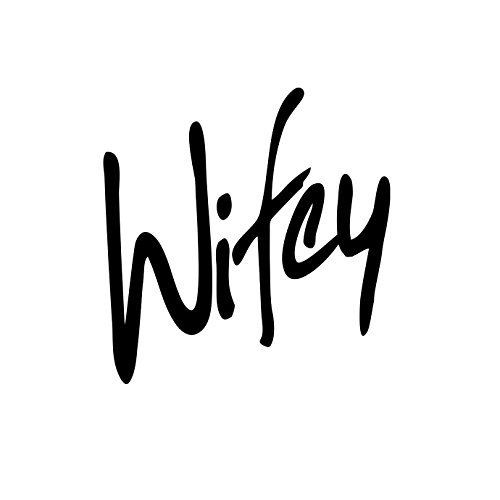 Wifey - Herren T-Shirt von Kater Likoli Weiß