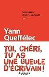 Naissance d'un Goncourt | Queffélec, Yann (1949-....). Auteur