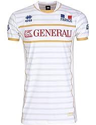 Maillot Errea Equipe de France volley blanc 2016/2017