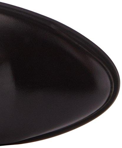 JONAK 225 2373 Cu H4 Damen Stiefel & Stiefeletten Schwarz - Noir (Cuir Noir)