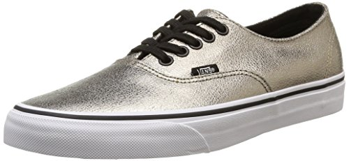 Vans U Authentic Decon, Baskets Basses Mixte Adulte Bronze (Metallic/Bronze/True White)
