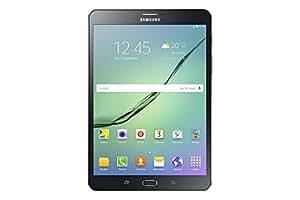 """Samsung Galaxy Tab S2 Wifi Tablet PC, Display da 8"""", Processore Quad-Core, 1 GHz, Memoria Interna da 32 GB, RAM da 3 GB, Nero"""