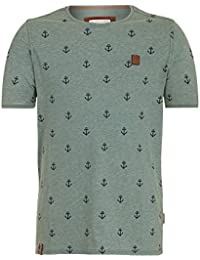Naketano Male T-Shirt El Master Del Buscho II