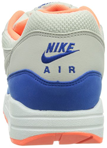 Nike Air Max 1 537383, Herren Low-Top Sneaker Grau (Grau)