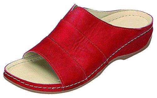 MICCOS, Zoccoli donna Rosso rosso Rosso (rosso)
