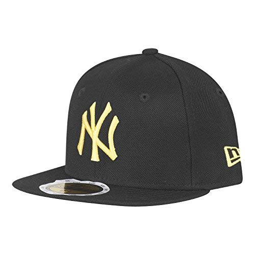 New Era 59Fifty Fitted KIDS Cap - NY Yankees schwarz - 6 5/8