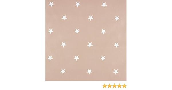 140 x 180 cm toile cir/ée facile /à nettoyer Vinylla Nappe en vinyle enduit imprim/é roses